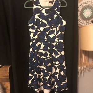 ONLY WORN ONCE Banana Republic Floral Dress